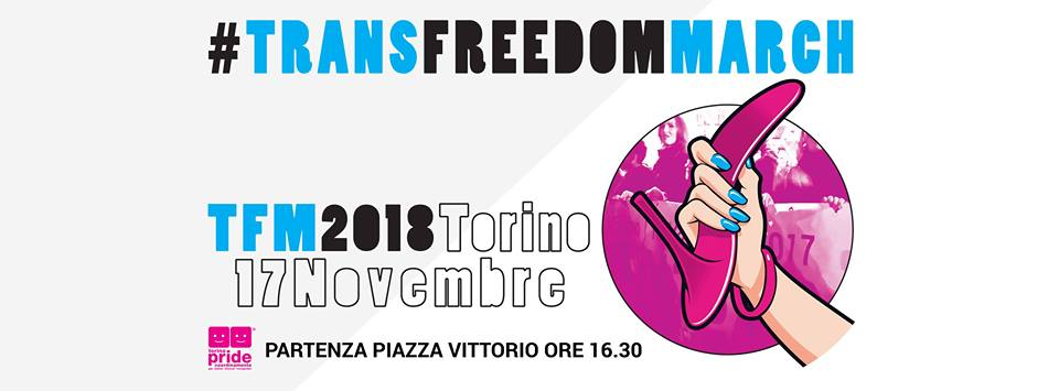 Trans Freedom March - Torino 2018