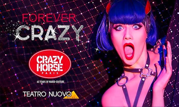 Crazy Horse: Forever Crazy! Milano 13-17 febbraio 2019