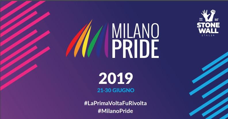 Milano Pride 2019 - La prima volta fu rivolta